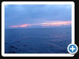 Panorama Sunset and Shearwater